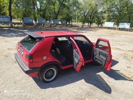 Volkswagen Golf 1992 года за 1 800 000 тг. в Алматы – фото 26