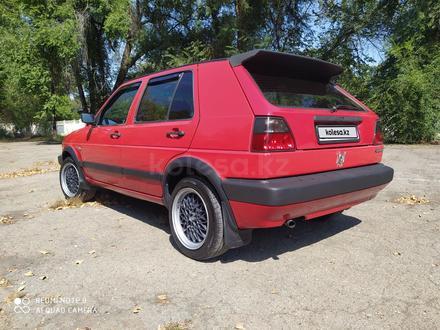 Volkswagen Golf 1992 года за 1 800 000 тг. в Алматы – фото 30