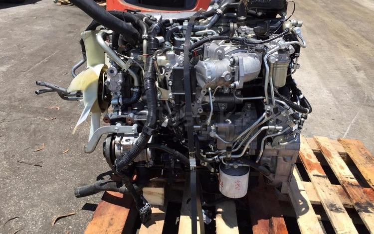 Двигатель 4HK1 в Алматы
