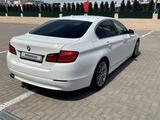 BMW 528 2013 года за 5 800 000 тг. в Караганда – фото 5