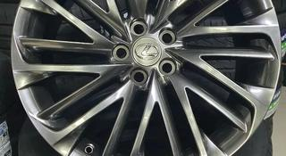 Комплект дисков Lexus 20/5/114.3 за 350 000 тг. в Атырау