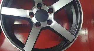 Комплект новых дисков r16 5*112 Mercedes за 110 000 тг. в Семей