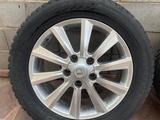 4 зимние шины с 5 дисками на Lexus LX570 за 530 000 тг. в Алматы – фото 2