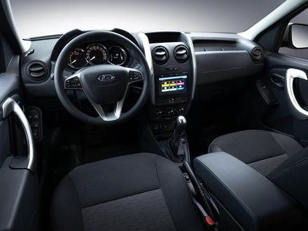 ВАЗ (Lada) Largus Cross Comfort Multimedia 2021 года за 6 850 000 тг. в Актау – фото 12