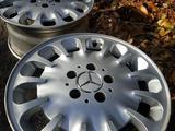 W211 оригинальные диски за 90 000 тг. в Алматы – фото 3