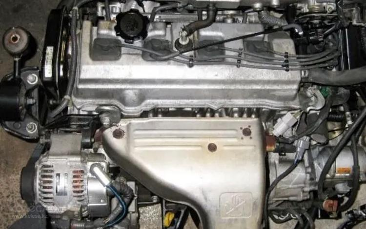 Двигатель мотор 5s на тойота камри 10 за 280 000 тг. в Алматы