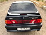 ВАЗ (Lada) 2115 (седан) 2008 года за 770 000 тг. в Костанай – фото 4