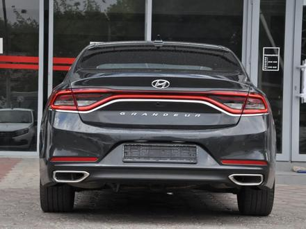 Hyundai Grandeur 2019 года за 10 450 000 тг. в Шымкент – фото 4