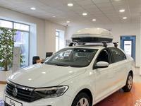 Volkswagen Polo Origin 2021 года за 6 926 000 тг. в Усть-Каменогорск