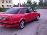Audi 80 1992 года за 1 000 000 тг. в Алматы – фото 3