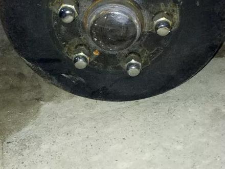 Барабан тормозной б y, для Nissan Presage (Пресаж). Привозной с… за 777 тг. в Алматы – фото 2