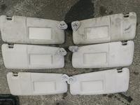 Козырек солнцезащитный bmw e46 комплект за 12 000 тг. в Алматы
