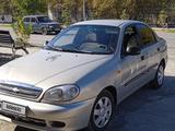Chevrolet Lanos 2006 года за 1 000 000 тг. в Туркестан – фото 2
