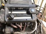 Двигатель на Golf 4 объем 1.6, 1.4, коробка механика, генератор… за 180 000 тг. в Алматы – фото 2