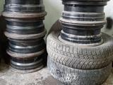 Диски на мазду тойоту за 18 000 тг. в Талдыкорган – фото 2