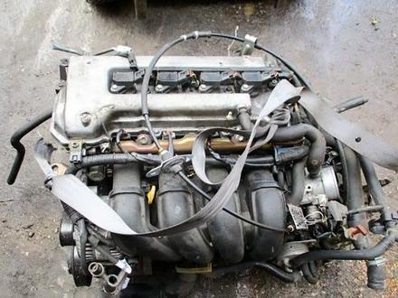 Двигатель на Toyota IQ за 101 010 тг. в Алматы