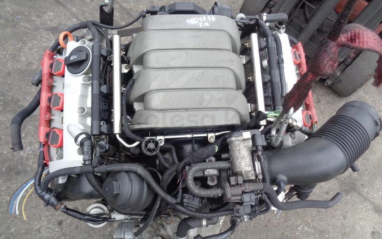 Двигатель BDW 2.4 Audi a6 c6 за 900 000 тг. в Уральск