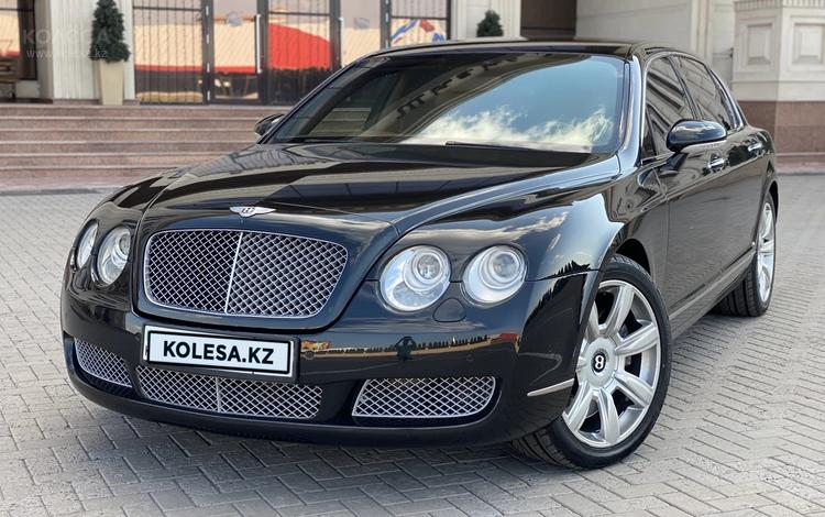 Bentley Continental Flying Spur 2006 года за 10 300 000 тг. в Караганда