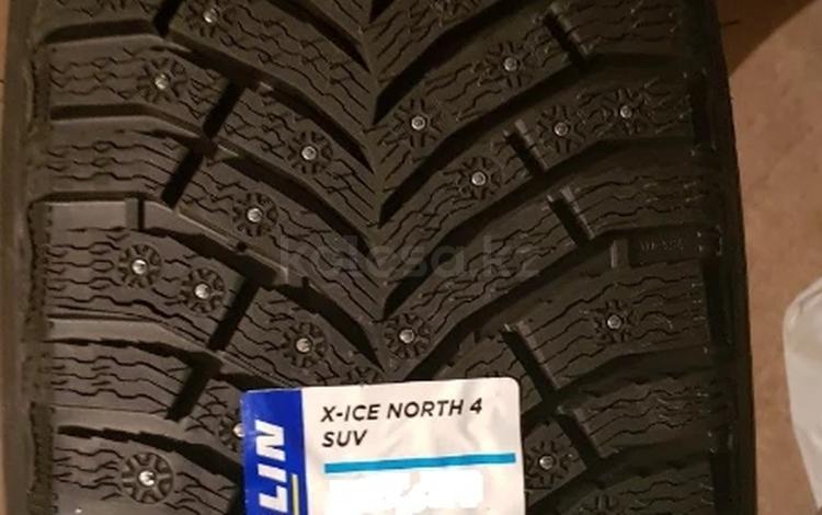 Новые фирменные шины Michelin X-ICE NORTH 4 SUV за 560 000 тг. в Алматы
