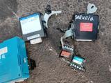 Блок управления компьютер ЭБУ подущек безопасности SRS SirBag на Тойота за 15 000 тг. в Алматы – фото 5