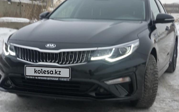 Kia Optima 2020 года за 10 200 000 тг. в Нур-Султан (Астана)
