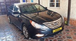 Hyundai Sonata 2010 года за 3 900 000 тг. в Туркестан – фото 2