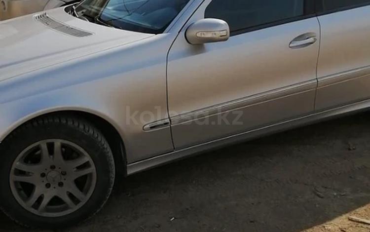 Mercedes-Benz E 200 2003 года за 3 450 000 тг. в Атырау