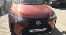 Lexus UX 200 2019 года за 19 000 000 тг. в Актобе – фото 2