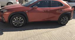 Lexus UX 200 2019 года за 19 000 000 тг. в Актобе – фото 3