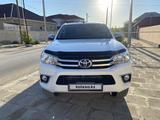 Toyota Hilux 2018 года за 15 300 000 тг. в Актау