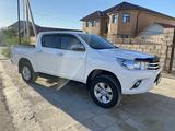 Toyota Hilux 2018 года за 15 300 000 тг. в Актау – фото 3