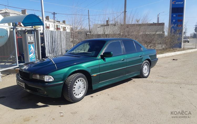 BMW 730 1996 года за 2 300 000 тг. в Жезказган