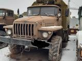 Урал  Урал вездеход 3х мостовый вахтовка 1987 года за 6 000 000 тг. в Тараз – фото 3
