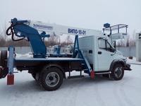 ГАЗ  АГП ВИПО-18 ГАЗ-С41 перед 2021 года в Нур-Султан (Астана)