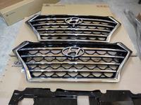 Решетка радиатора Hyundai Tucson (новая оригинал) за 150 000 тг. в Актобе