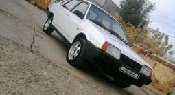 ВАЗ (Lada) 21099 (седан) 2000 года за 520 000 тг. в Актобе – фото 3