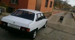 ВАЗ (Lada) 21099 (седан) 2000 года за 520 000 тг. в Актобе – фото 4