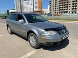 Volkswagen Passat 2002 года за 2 450 000 тг. в Нур-Султан (Астана)