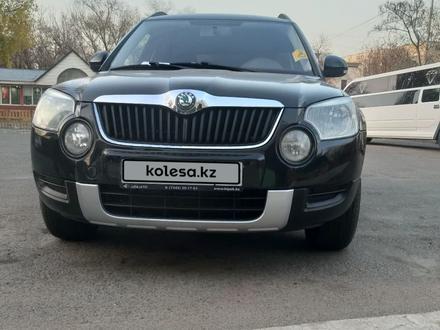 Skoda Yeti 2012 года за 4 600 000 тг. в Алматы