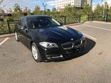 BMW 520 2014 года за 11 000 000 тг. в Нур-Султан (Астана)