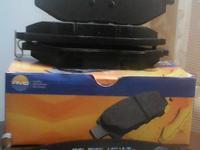 Колодки тормозные Chery Chevrolet Daewoo за 3 500 тг. в Актобе