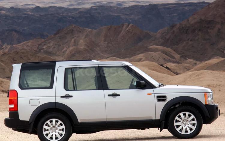 Land Rover Discovery 2006 года за 6 500 000 тг. в Алматы