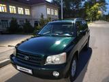 Toyota Highlander 2001 года за 5 700 000 тг. в Шымкент