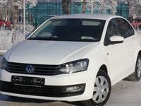 Volkswagen Polo 2016 года за 4 400 000 тг. в Костанай