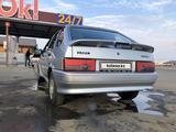 ВАЗ (Lada) 2114 (хэтчбек) 2008 года за 780 000 тг. в Атырау – фото 2