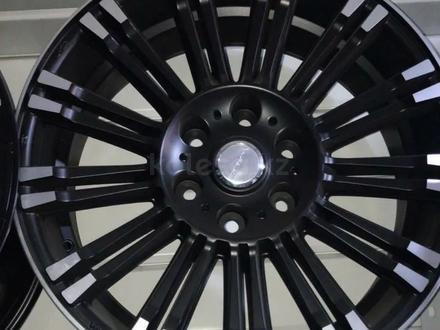 Новые усиленные фирменные авто диски r20 для TOYOTA за 300 000 тг. в Алматы