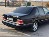 Mercedes-Benz S 320 1999 года за 4 700 000 тг. в Шымкент – фото 3
