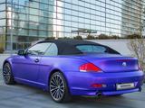 BMW 650 2006 года за 10 000 000 тг. в Алматы – фото 2