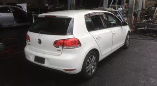 Бампер задний на Volkswagen Golf 6, оригинал из Японии за 40 000 тг. в Алматы