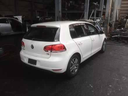 Бампер задний на Volkswagen Golf 6, оригинал из Японии за 30 000 тг. в Алматы